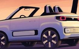 Ô tô điện mui trần cỡ nhỏ thu hút giới trẻ, giá chỉ 100 triệu đồng
