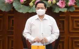 Thủ tướng Phạm Minh Chính chủ trì họp khẩn về phòng chống Covid-19 sau chùm ca mắc ở cộng đồng