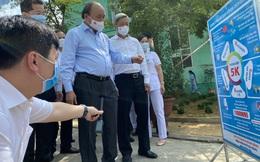 Chủ tịch nước Nguyễn Xuân Phúc yêu cầu cả nước phải thực hiện 6K phòng dịch Covid-19