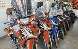 """""""Người anh sinh đôi"""" kỳ lạ của chiếc xe Honda siêu tiết kiệm xăng được dân Việt ưa thích"""