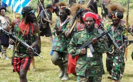 Indonesia liệt nhóm phiến quân ở Papua vào danh sách khủng bố