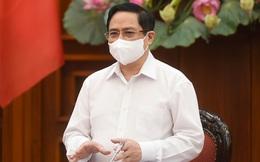 Thủ tướng Phạm Minh Chính: Xử lý nghiêm những nơi lơ là, chủ quan, để dịch Covid-19 lây lan ra cộng đồng