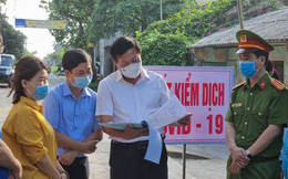 Thứ trưởng Bộ Y tế: Hưng Yên phải thần tốc xét nghiệm