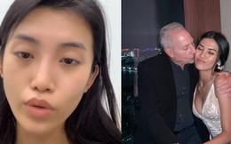 Gái Việt 26 tuổi lên livestream kể chuyện gây lộn với bồ tỷ phú 72 tuổi, câu chốt nghe xong dân tình muốn xỉu ngang