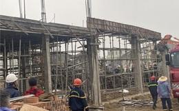 Chi tiết vụ sập giàn giáo tại Bắc Ninh khiến hai công nhân tử vong