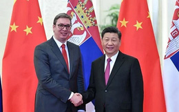 Trung Quốc thân thiết và đầu tư mạnh vào Serbia khiến EU lo ngại