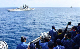 Pháp sát cánh với Bộ Tứ đối phó Trung Quốc
