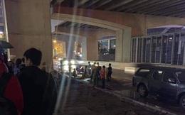 Hà Nội: Nam thanh niên nghi dùng gạch đánh nữ lao công tử vong trong đêm khuya