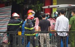 Cảnh sát đào bới, tìm 4 thi thể vụ cháy: Nhiệt độ trong nhà rất cao từ 800 - 1.000 độ C
