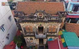 Cận cảnh biệt thự Pháp cổ hơn 100 năm của ''đại gia làng miến'' nức tiếng một thời ở Hà Nội