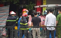 Đại úy cảnh sát kể lại cảnh tượng đau đớn khi tìm thấy thi thể 2 mẹ con tử vong sau vụ cháy ở Hà Nội