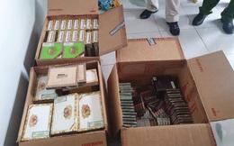 Nam tiếp viên hàng không chi hơn 2 tỷ đồng buôn lậu xì gà