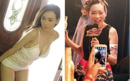 Hoa hậu Hong Kong tuột dốc vì chửa hoang, phải bán bia kiếm sống, nói dối cưới được đại gia