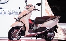 Giá Honda Lead giảm tiền triệu đầu tháng 4, quyết đấu Yamaha Grande