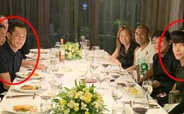 Nathan Lee chứng minh đẳng cấp quan hệ: Tung ảnh ăn tối với Cổ Thiên Lạc nhưng lại bị soi một chi tiết sai sai