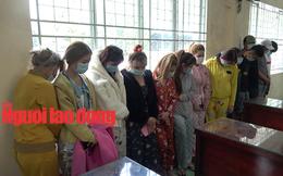 CLIP: Bắt quả tang cơ sở massage mại dâm ở Tiền Giang