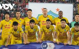 """HAGL """"áp đảo"""" giải thưởng giai đoạn đầu V-League 2021"""