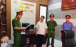 Vì sao trưởng phòng công chứng ở Quảng Nam bị bắt?