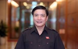 Bí thư Tỉnh ủy Đắk Lắk Bùi Văn Cường và 4 cán bộ được đề cử bầu Ủy viên Ủy ban Thường vụ Quốc hội