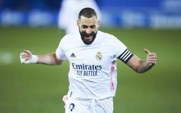 Karim Benzema: Bước ra khỏi cái bóng của Ronaldo