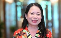 Bà Võ Thị Ánh Xuân chính thức trở thành tân Phó Chủ tịch nước trẻ tuổi nhất vào thời điểm nhậm chức
