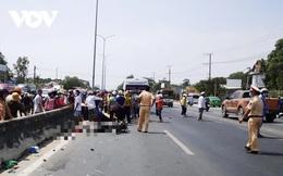 Đi ngược chiều trên QL51, hai người bị xe khách tông tử vong