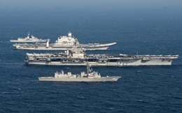 """Hải quân Ấn Độ sẽ """"chơi tất tay"""" để đối đầu với Trung Quốc?"""