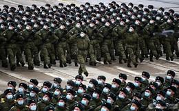 Quân đội Nga diễn tập cho Lễ duyệt binh Ngày Chiến thắng 2021
