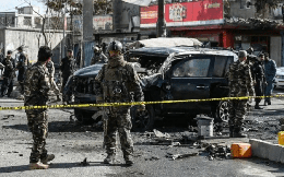 'Bom dính' rẻ tiền - nỗi kinh hoàng của người Afghanistan