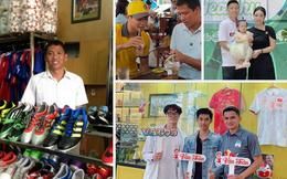 Cầu thủ Việt đá chéo sân thành các Chủ tịch mới trên thương trường