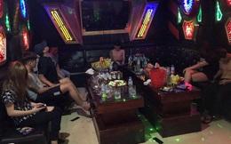 11 đôi nam nữ tổ chức 'tiệc ma túy' trong quán karaoke ở Hải Phòng