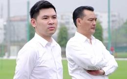Con trai bầu Hiển phê bình Văn Quyết, Việt Anh trước toàn đội, lo Hà Nội FC phải đua trụ hạng