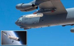 Tên lửa siêu vượt âm của Mỹ phóng thất bại, không tách được khỏi máy bay B-52