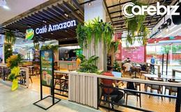 Chuỗi Café Amazon lớn nhất Thái Lan đổ bộ Việt Nam với 5 cửa hàng: Menu dành riêng cho khách Việt có cà phê đen, bạc xỉu đá, trà đào, trà vải...