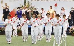 Tỉnh Osaka không cho phép đoàn rước đuốc Olympic đi qua vì dịch COVID-19