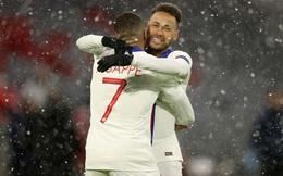 """""""Song kiếm hợp bích"""", Neymar và Mbappe nhấn chìm Bayern Munich trong cơn mưa bàn thắng"""