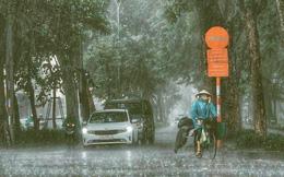 Thời tiết hôm nay (8/4): Bắc Bộ và Bắc Trung Bộ có mưa rào và dông