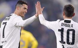 Ronaldo và Dybala cùng nổ súng giúp Juventus thắng Napoli