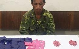 Đang vận chuyển gần 4.000 viên ma túy tổng hợp thì bị bắt