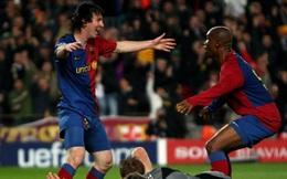 """Ngày này năm xưa: Messi giúp Barca """"hủy diệt"""" Bayern Munich"""