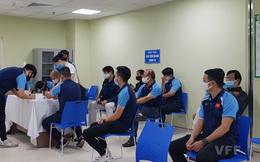 Điều chỉnh kế hoạch tiêm vắc xin phòng COVID-19 của các cầu thủ ĐTQG Việt Nam