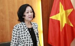 Ủy viên Bộ Chính trị Trương Thị Mai trở thành nữ Trưởng Ban Tổ chức Trung ương đầu tiên
