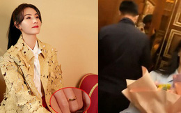 Trương Bá Chi đeo nhẫn cưới, cố tình tiết lộ đã bí mật kết hôn, thậm còn khoe ảnh ông xã bí ẩn?
