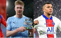"""Chelsea, Man City """"nhuộm xanh"""" đội hình hay nhất Champions League tuần này"""