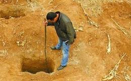 Lão nông tìm thấy 5 'hố không đáy' trên thửa ruộng: Đoàn khảo cổ vui mừng khôn xiết!
