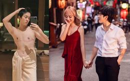Người yêu đồng giới của Miko Lan Trinh khoe body sau 5 tháng cắt bỏ ngực