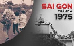 Sài Gòn, ngày 29/4/1975: 5 triệu đô la bị hỏa thiêu trên nóc tòa Sứ quán