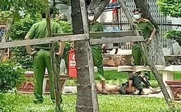 TP HCM: Công an điều tra vụ người đàn ông bốc cháy trong công viên