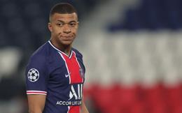 Kylian Mbappe dính chấn thương, nguy cơ lỡ trận đấu với Man City