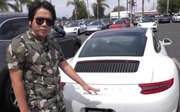 Khoa Pug ở Mỹ tậu siêu xe tiền tỷ để 'giảm áp lực xài tiền', nhiều dân chơi ở Việt Nam nhìn mà ao ước